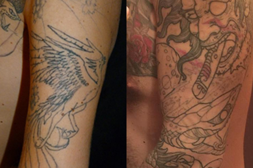 Collaboriamo con il vostro tatuatore